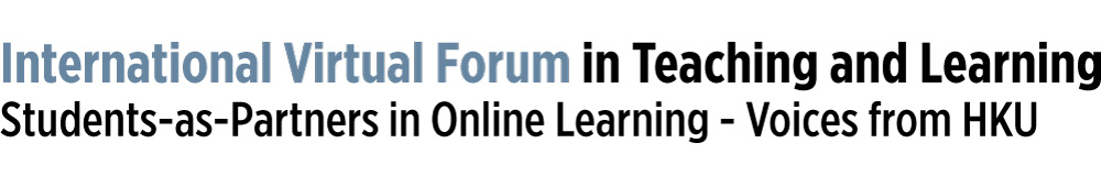 International Virtual Forum in Teaching and Learning