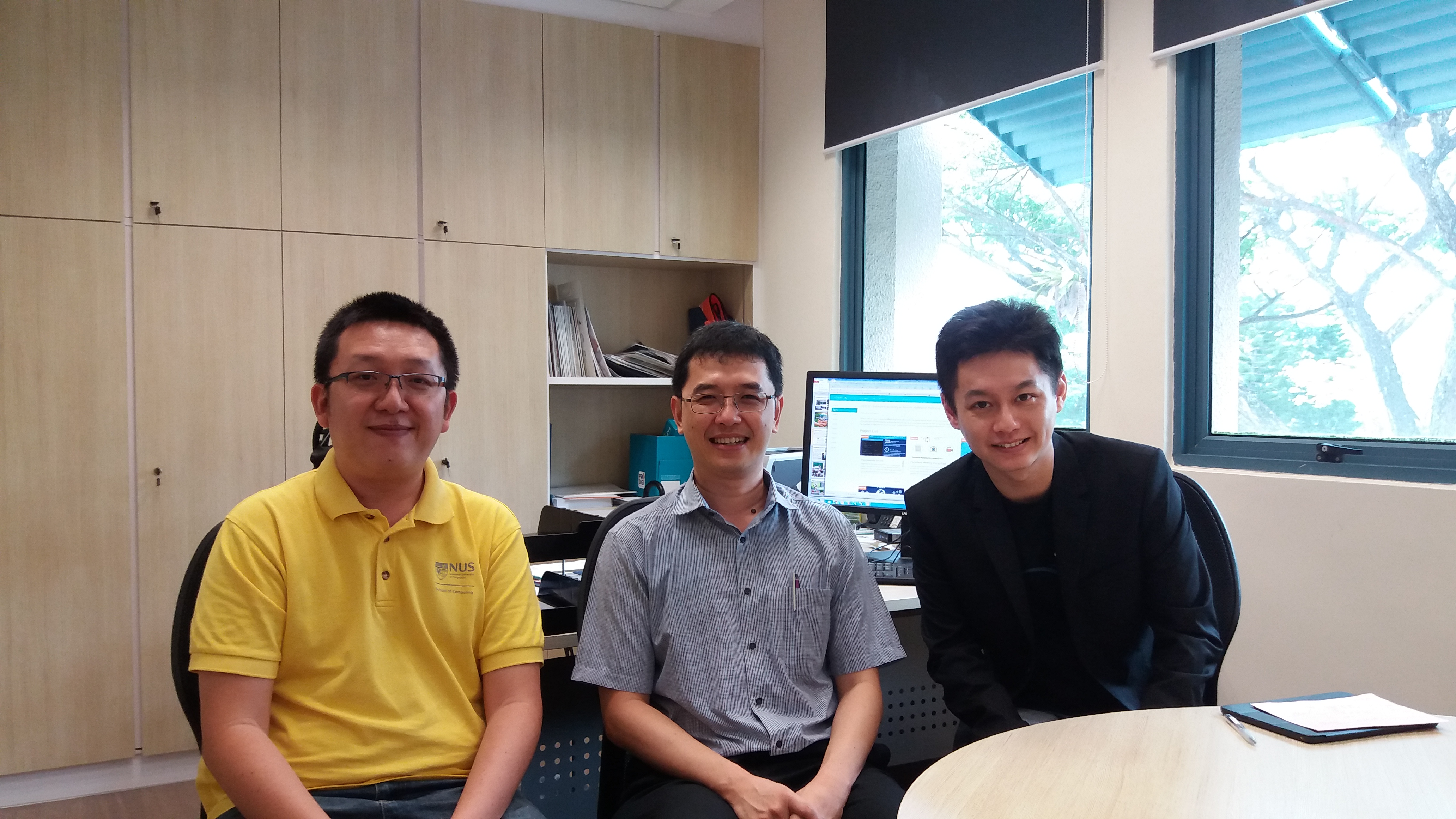 7.-Meeting-with-Wee-Sun-and-Yuen-Jien-Undergraduate-teaching-and-collaborations