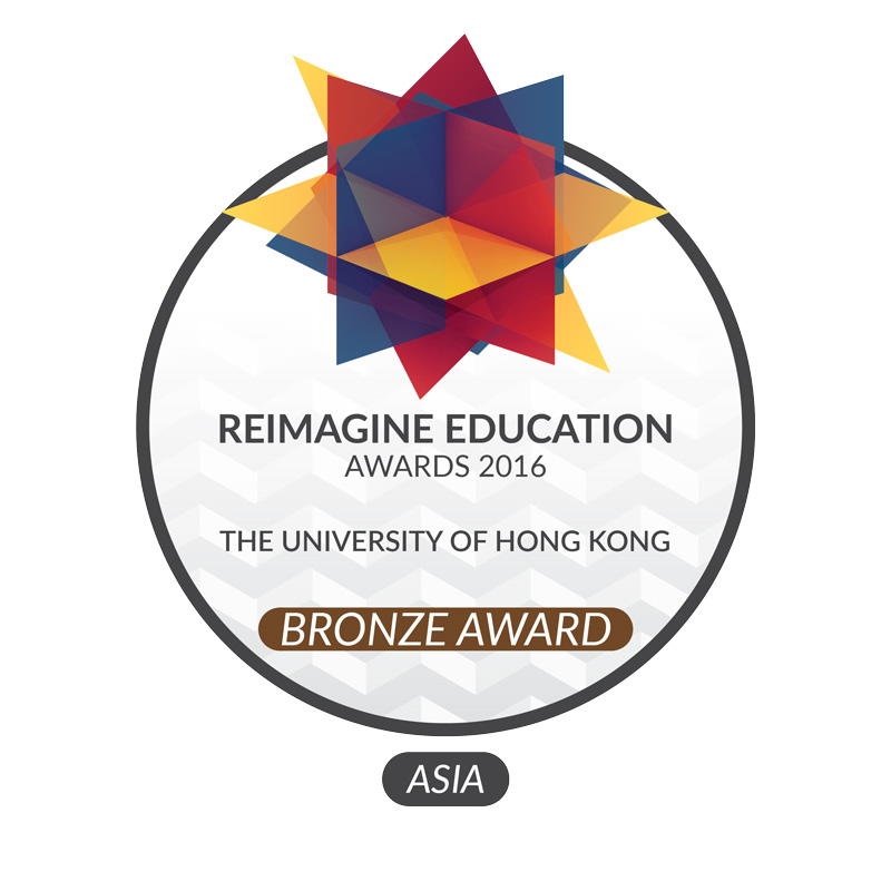 Congratulations to Dr. Susan Bridges (Faculty of Education/ Centre for the Enhancement of Teaching and Learning) for the Bronze Regional Award (Asia) - QS Stars-Wharton Reimagine Education Awards