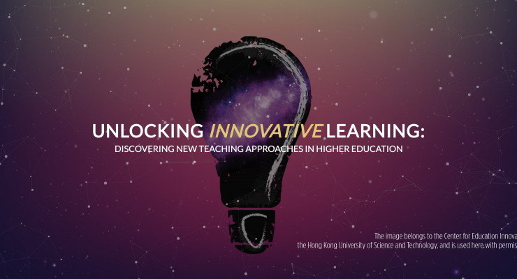 A day of unlocking innovative learning at HKUST – Tracy Zou